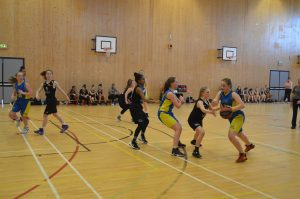 Report: Iceni Warriors v Cambridge Cats