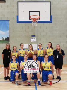 Report: Iceni Warriors- U.15 CVL