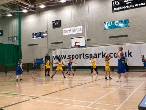Report: Iceni Devils v UEA Panthers II